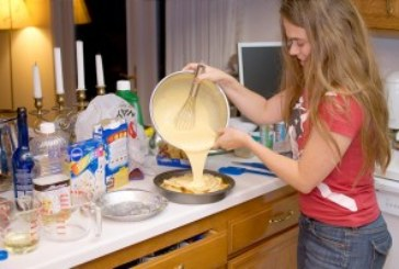 Adventures in Creating a Cherpumple Pie Cake – Ridiculous Photojournalism