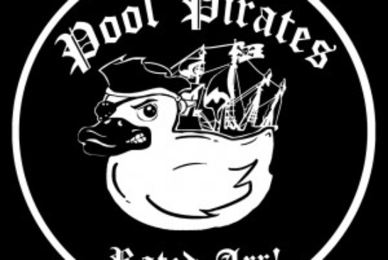 Pool Pirates Film Poster and T-Shirt!
