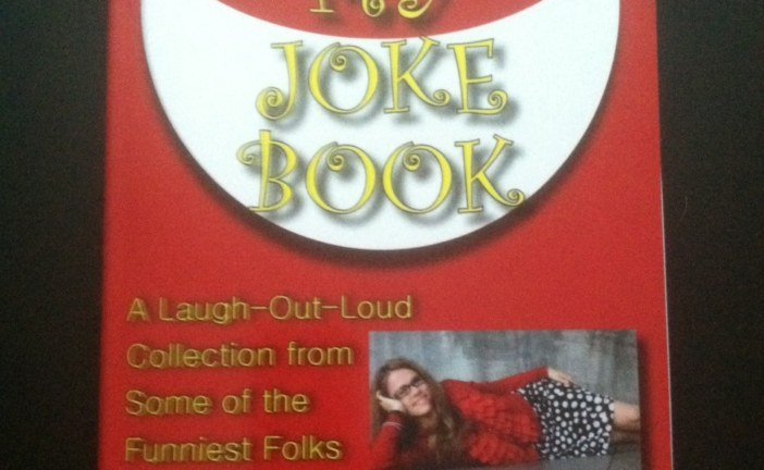 Invited to be in a Joke Book – Check it Out!